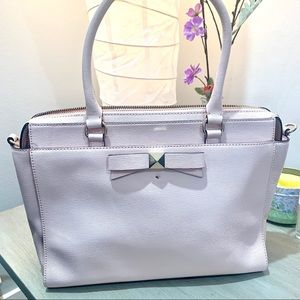 Kate Spade Beacon Court Leather Tote ♠️ 🌸